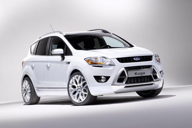 Ford Kuga 2.5 tuned