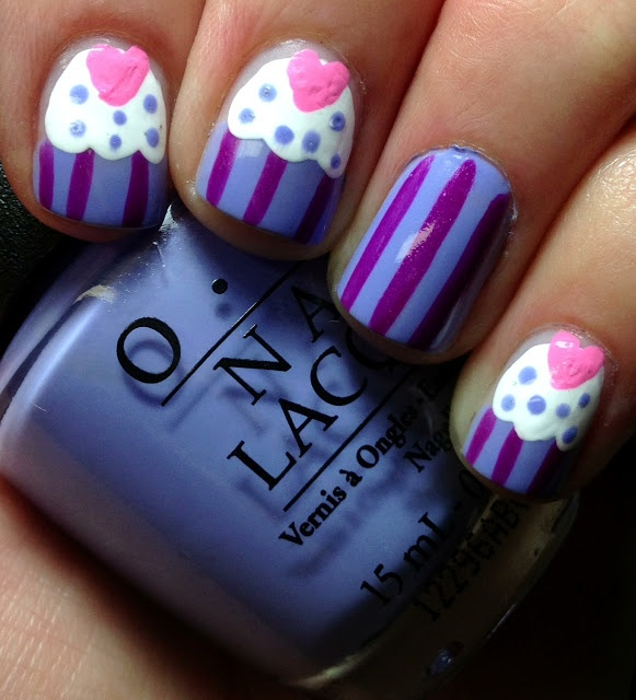 17 Best Images About Nails (Birthday) On Pinterest