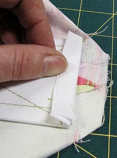 How to make a base that will add some strength to your bag as well as help it…