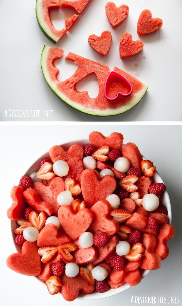 25+ best Valentines day ideas on Pinterest | Confetti pancakes ...