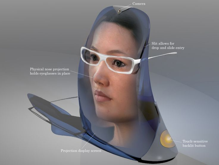 Visage - Visage enhances the way people shop for their spectacles, where the system assists the user to make a clear and informed decision based on their personal preferences.
