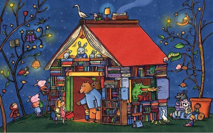 Sarebbe bello avere un nipote, andare in libreria il sabato pomeriggio e seduti per terra guardare i libri illustrati