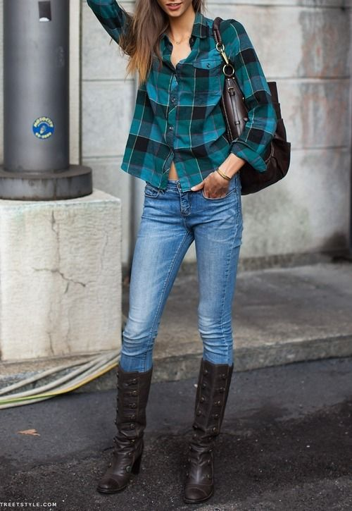 214 best images about MORE JEANS AND BOOTS! :D on Pinterest ...