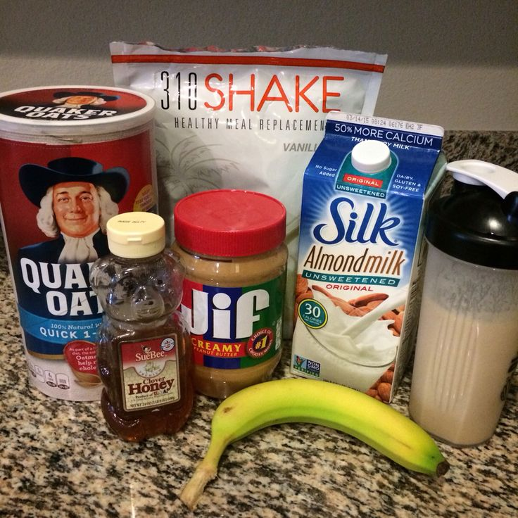 Peanut Butter Oatmeal Cookie 310 Nutrition Shake •1 Scoop 310 Vanilla •1 TSP Oats •1 TSP Honey •3 TBSP Peanut Butter •1 Banana •1 Cup Ice •1 Cup Almond Milk (unsweetened)