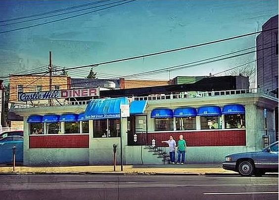 Castle Hill Diner. Bronx,NY