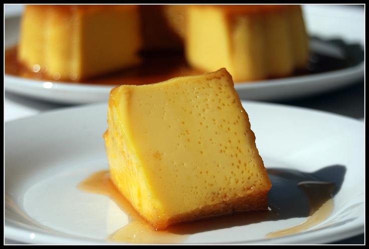 Pudim de Veludo | Velvet pudding