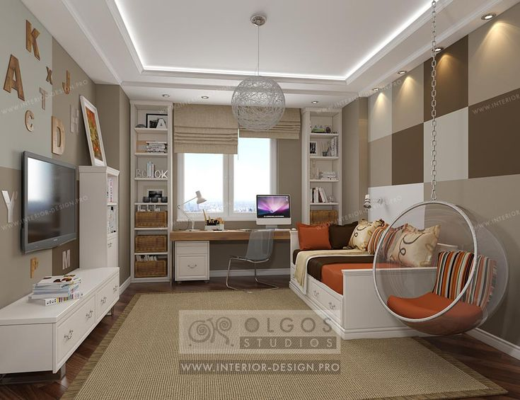 Дизайн детской комнаты http://interior-design.pro/ru/dizayn-detkoy-komnaty-malchika-devochki