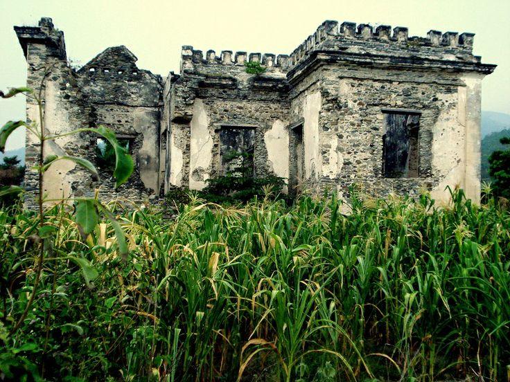 17th Century Portuguese Prison. Timor Leste