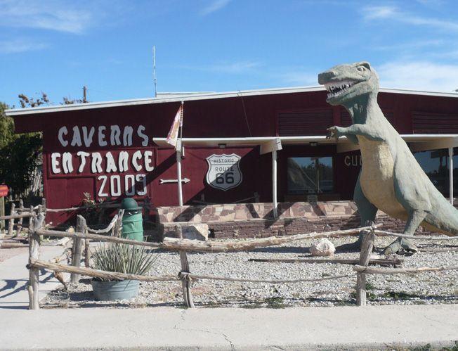 Roadtrip Route 66 In Arizona