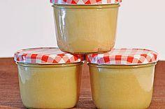 Apfel - Marzipan - Marmelade mit Amaretto 1,3 kg Äpfel, leicht säuerlich 150 g…