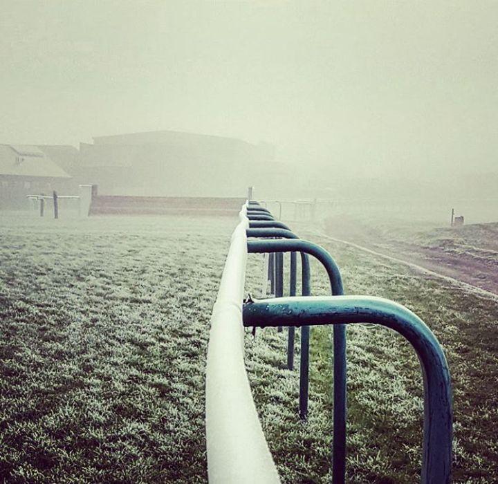 Hereford racecourse.