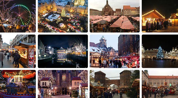 Toto sú najstaršie, najkrajšie aj najoriginálnejšie vianočné trhy v Európe – Sóda