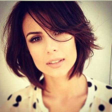 Andreia Horta diz que faz hidratação a cada 20 dias para manter brilho no cabelo