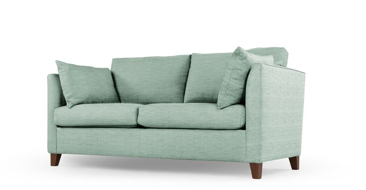 Bari Sofa Bed, Malva Aqua