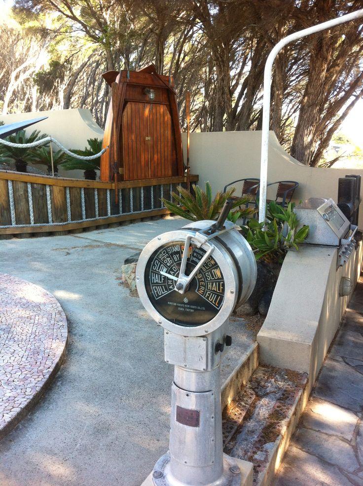 Notably Nautical Garden Decor