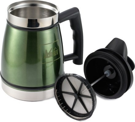 REI camping/home french coffee press