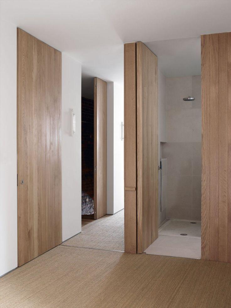 227 best images about door inspirations on pinterest for Interior door construction