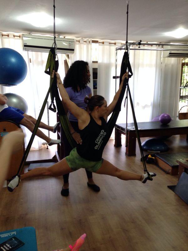 Curso Pilates!