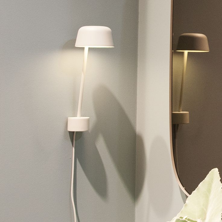 Lean wall lamp by Claesson Koivisto Rune for Muuto
