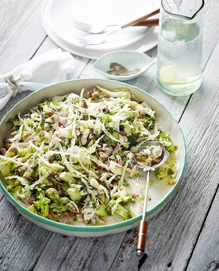 Creamy Chicken Avocado Salad - Pete Evans