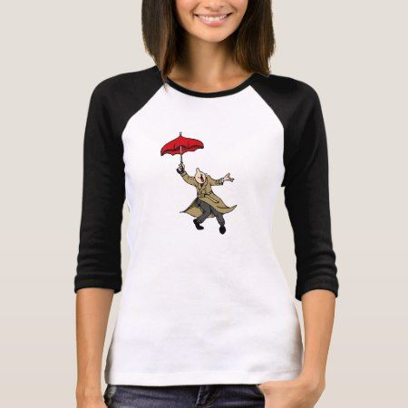 Rain Singer T-Shirt - tap to personalize and get yours