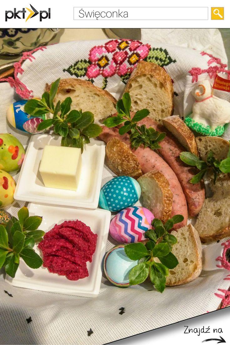 Czy coś jeszcze powinno znaleźć się w święconce? #Wielkanoc