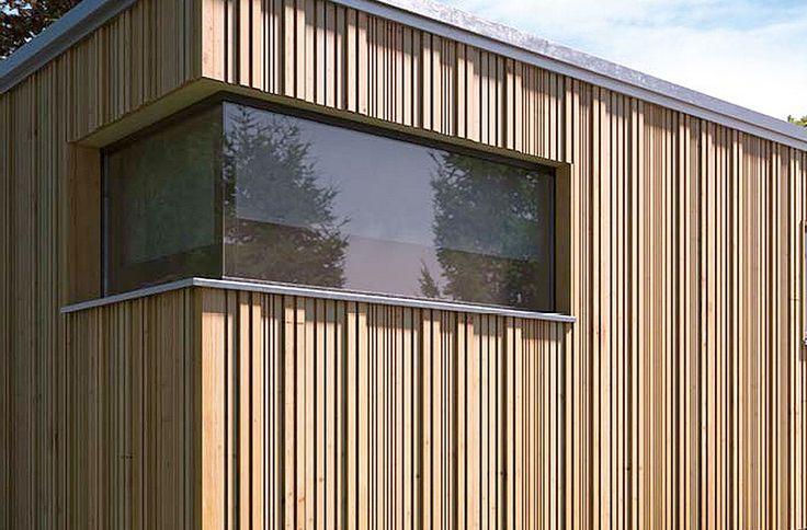 Mount wooden facade  – Klöpfer Handwerker-Blog