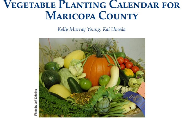 maricopa county extension planting guide