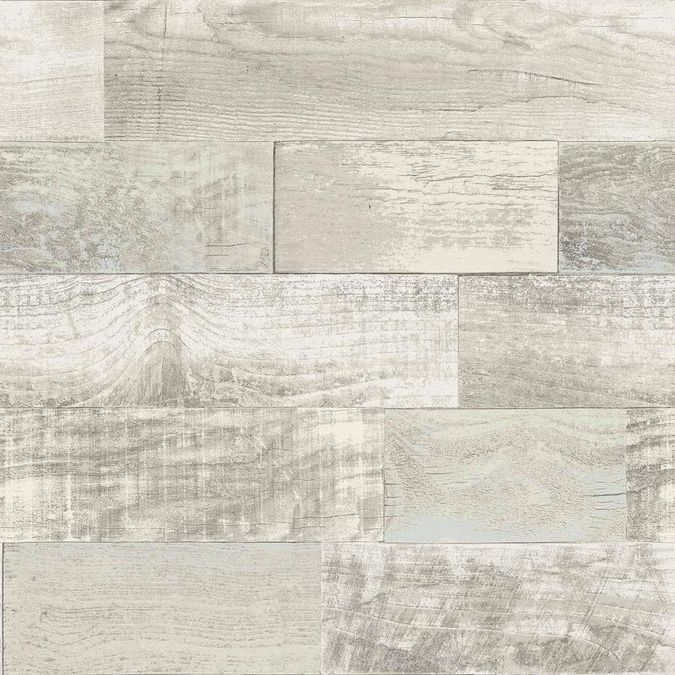Scott Living 30 75 Sq Ft Blue Green Vinyl Wood Self Adhesive Peel And Stick Wallpaper Lowes Com In 2021 Peel And Stick Wallpaper Wood Vinyl Nuwallpaper