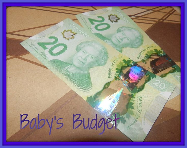 Baby's Budget