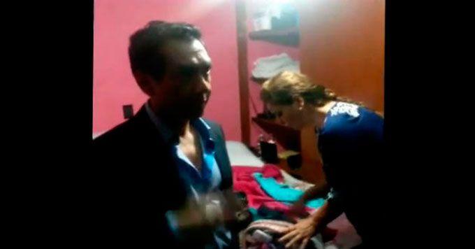 Difunden #video de #detención de #Abarca en su refugio Ver Video [+] http://goo.gl/GIFXS0