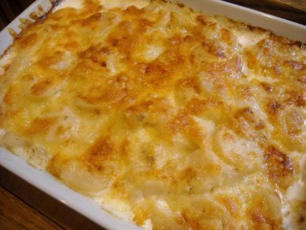 Rețetă Cartofi frantuzesti la cuptor