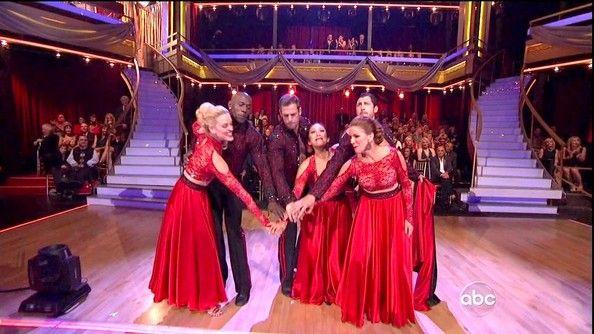 Dancing With The Stars Season 14 Spring 2012 Donald Driver and Peta Murgatroyd Team Paso