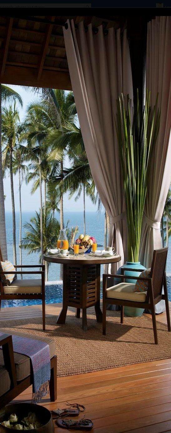 Four Seasons Resort....Koh Samui