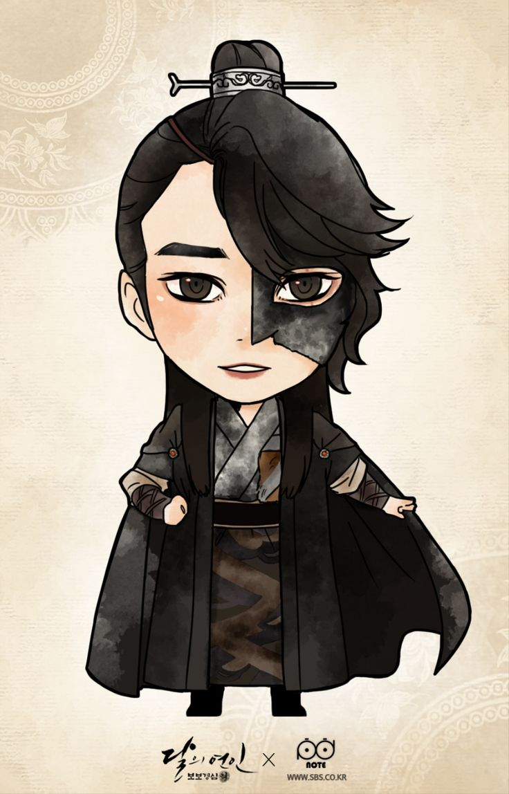 Lee Joon-gi as 4th Prince Wang So (Moon Lovers: Scarlet Heart Ryeo (literal title) Revised romanization: Dalui Yeonin - Bobogyungsim Ryeo. Hangul: 달의 연인-보보경심 려)