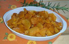 Zucca al forno, ricetta facile e veloce - cucina preDiletta