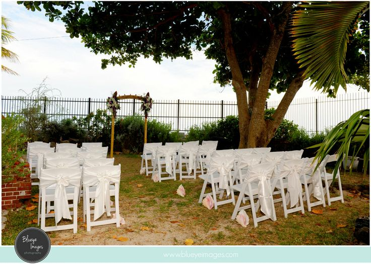 Garden Style Weddings  Soiree Key West  Key West Wedding Planner