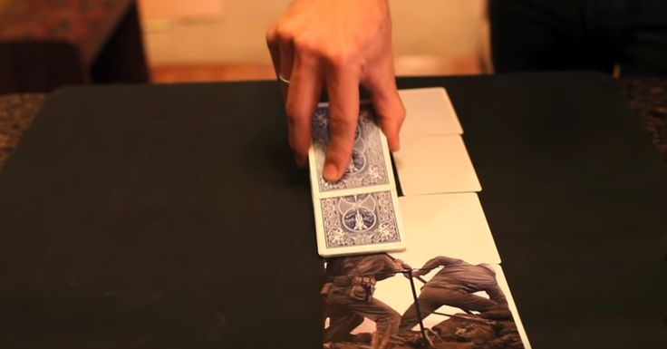 Magician Tells An Incredibly Moving Story While Simultaneously Performing An Amazing Card Trick
