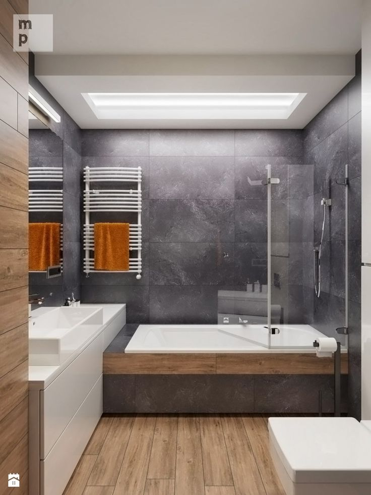 Best of bathroom in basement without breaking concrete hallway ideas for Bathroom in basement without breaking concrete