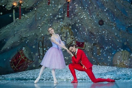 "Visit Greece | This Christmas ""The Nutcracker"" – the sensational dance performance of legendary Bolshoi choreographer Yuri Grigorovich – is coming to Megaron Athens Concert Hall on 20-30 December 2017 promising to amaze all, children and adults alike.  #visitgreece #event #ballet #ballerina #bolshoi"