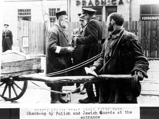 essay on the warsaw ghetto Encyclopedia of jewish and israeli history, politics and culture, with biographies, statistics, articles and documents on topics from anti-semitism to zionism.