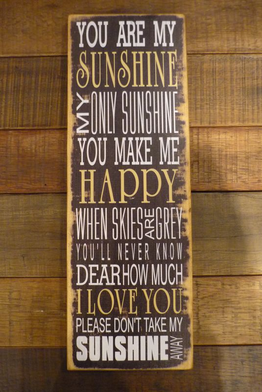 You are my Sunshine!  http://www.thecuttersedge.com/products/index.php?s=2406