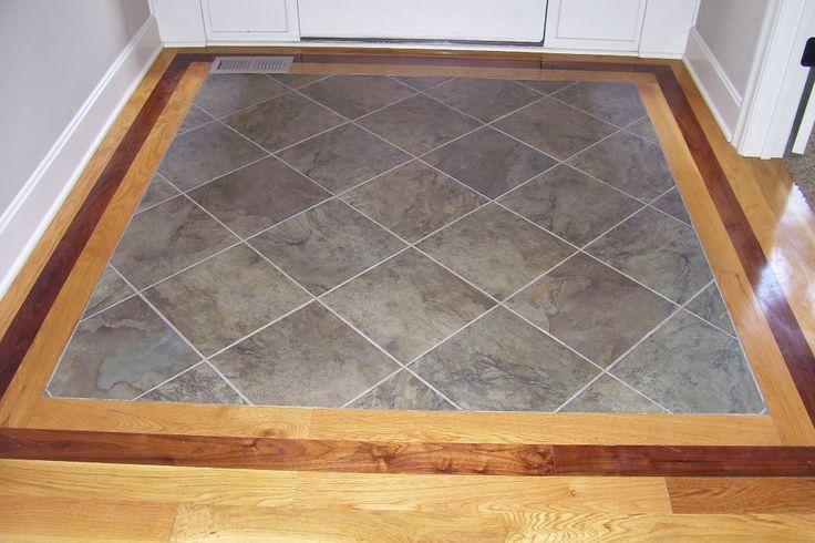 Floor Tile Layout Patterns | Foyer flooring tile or hardwood ? - Page 2 - City-Data Forum