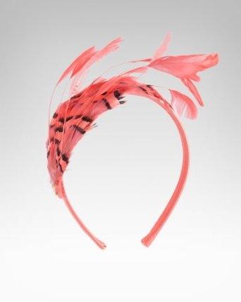 bebe Feather Rhinestone Headband $9.99