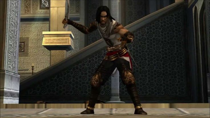 Игры Prince of Persia The Two Thrones для PS3