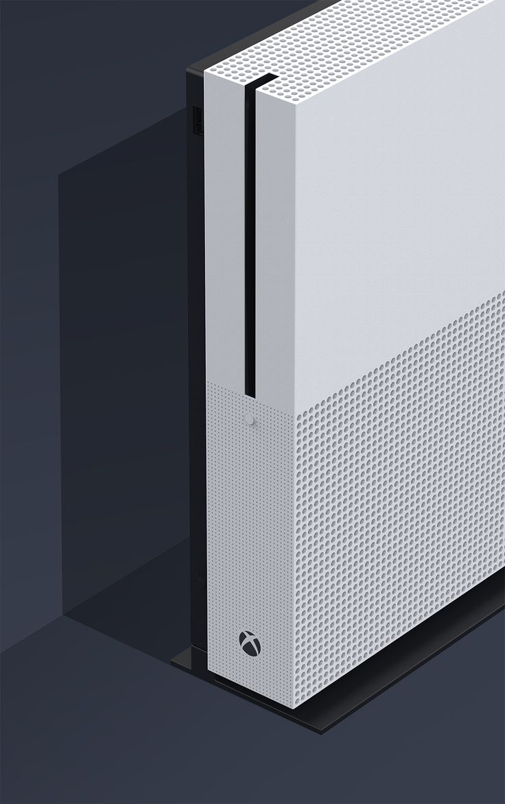 Xbox One S on Behance