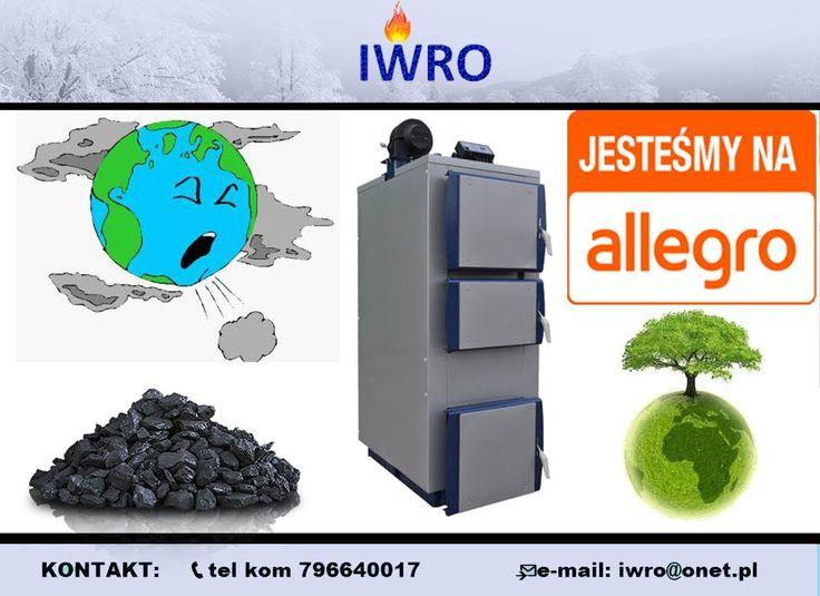 Spalanie śmieci w domowych piecach i kotłowniach jest źródłem zanieczyszczeń, które są szkodliwe dla ludzi i środowiska naturalnego. Substancje, które wydzielają się w trakcie spalania śmieci w niskich temperaturach są groźne dla zdrowia i życia.  Szczególnie niebezpieczne dla zdrowia jest spalanie odpadów z tworzyw sztucznych   KONTAKT: tel kom: 796640017 ✉e-mail: iwro@onet.pl  #kocioł #kotły #piece #dom #ogrzewanie #miał #pellet #ekogroszek #węgiel
