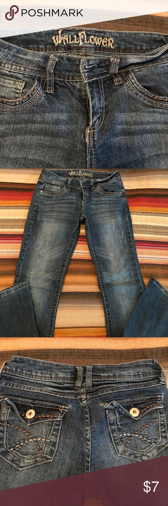 Wallflower jeans Size 5 31 inch inseam Wallflower jeans Wallflower Jeans Boot Cut