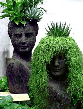 Save $33.00 on a pair of Stone Female Planters …