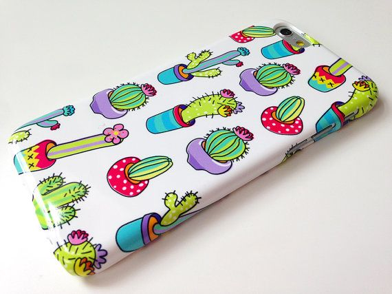 Cactus iPhone 6 Plus Case Mexican iphone 6 by TheSmallPrintCases
